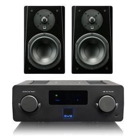 Prime Wireless SoundBase - SoundBase with Prime Bookshelf / Premium Black Ash