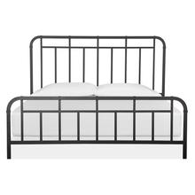 Complete Metal Cal.King Bed