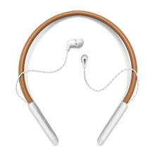 T5 Neckband Earphones - T5 Brown