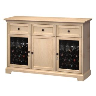 Wine & Bar Custom Console