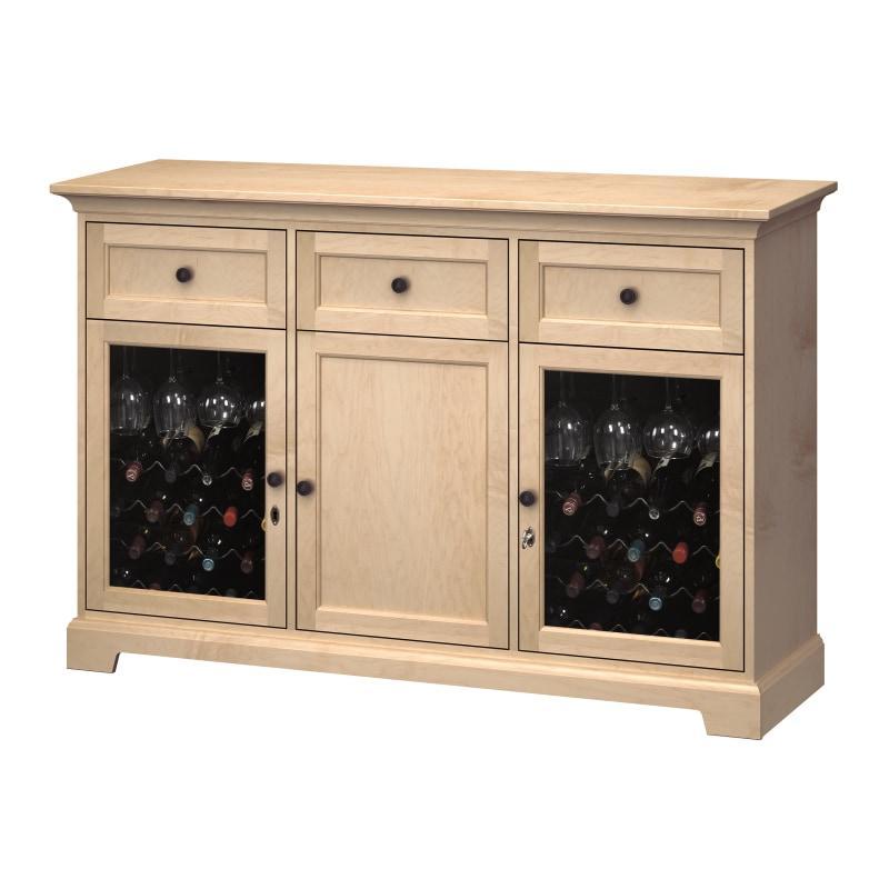 Wine & Bar Custom Console