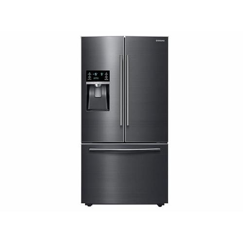 28 cu. ft. French Door Refrigerator with CoolSelect Pantry™ in Black Stainless Steel