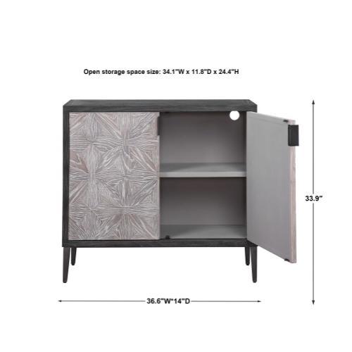 Laurentia 2 Door Cabinet
