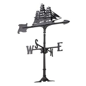 "30"" Clipper Accent Weathervane Product Image"