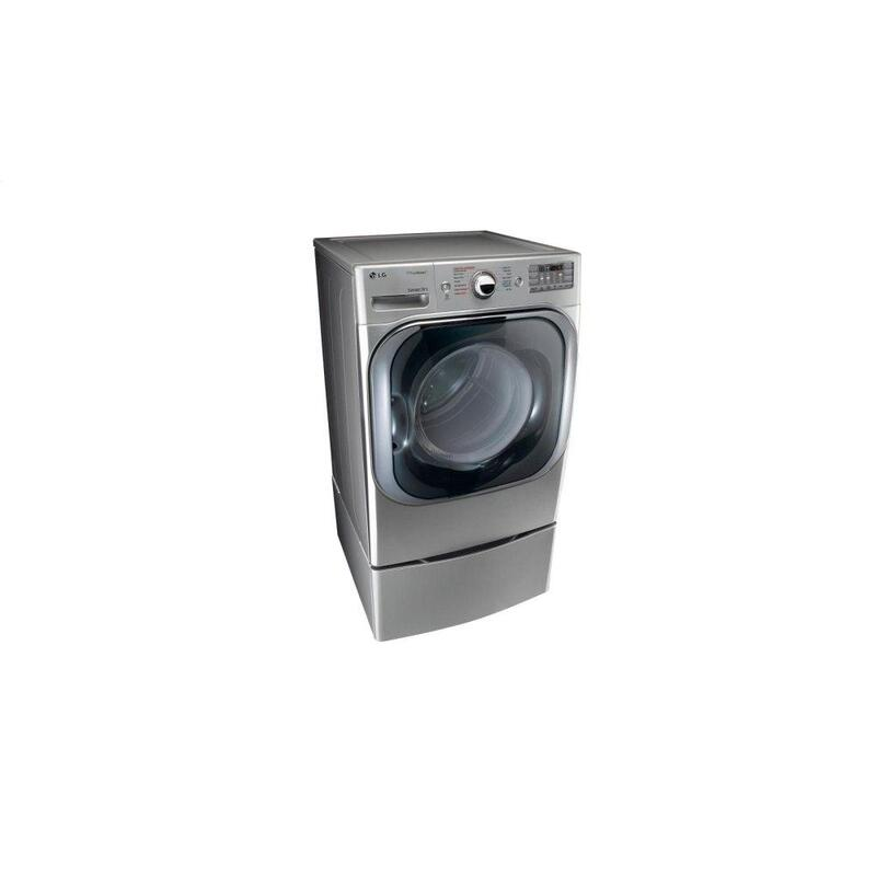 9.0 cu. ft. Mega Capacity Electric Dryer w/ Steam™ Technology