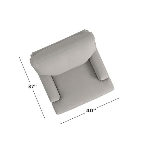 CU.2 Chair, Arm Style Canted