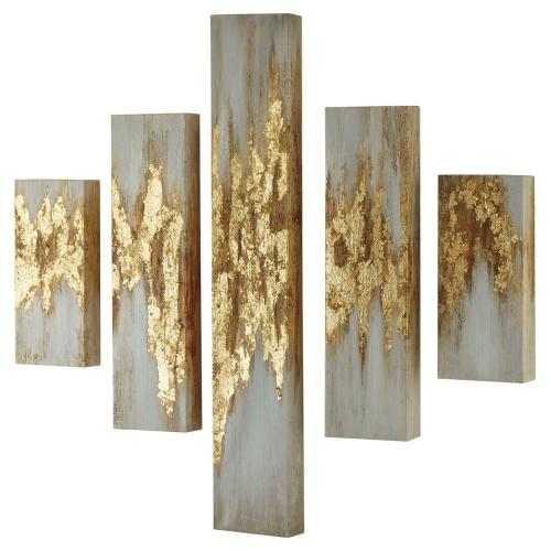Devlan Wall Art (set of 5)