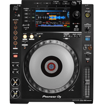 Performance DJ multi player with disc drive