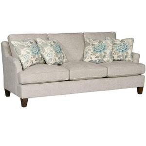 King Hickory - Melrose Fabric Sofa