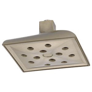 H 2 Okinetic® Square Raincan Showerhead Product Image