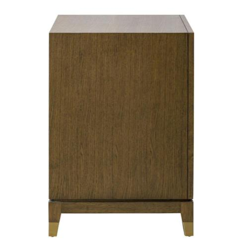 Hayes Two Drawer Night Stand