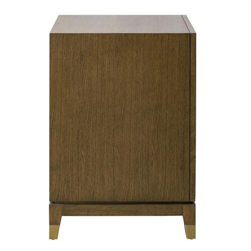 Hayes Two Drawer Nightstand