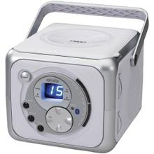 See Details - Portable Bluetooth® Music System with CD Player