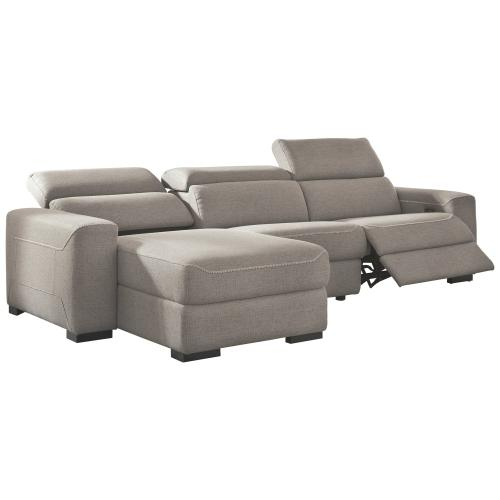 Mabton 3-piece Power Reclining Sectional