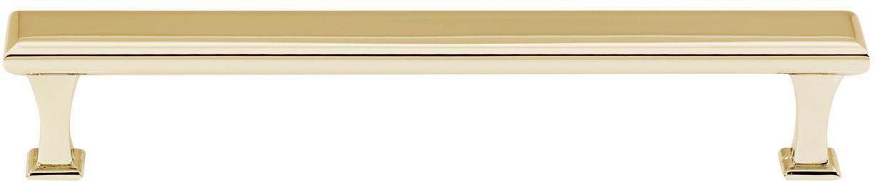 Manhattan Pull A310-6 - Polished Brass