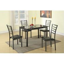 Talia 5-Pcs Dining Set