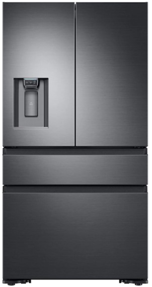"Dacor36"" Counter Depth French Door Bottom Freezer, Graphite Stainless Steel"