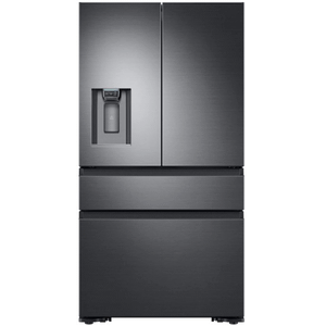 "36"" Counter Depth French Door Bottom Freezer, Graphite Stainless Steel Product Image"