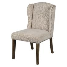 View Product - Savannah Dining Chair (snow Leopard)