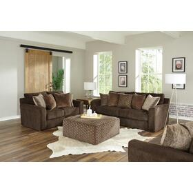 Midwood Sofa & Loveseat Chocolate