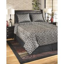 Maze 4-piece Queen Comforter Set