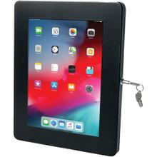 Premium Locking Wall Mount for Tablets (Black)