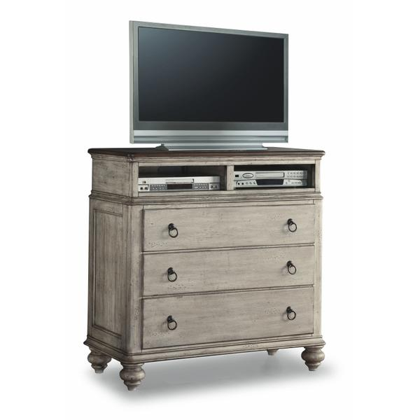 See Details - Plymouth Media Chest