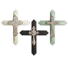 Layered Wall Cross (3 asstd)