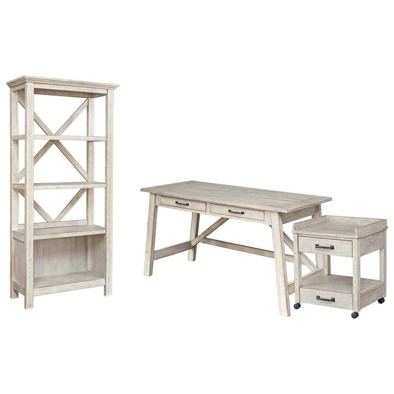 View Product - Home Office Desk and Storage