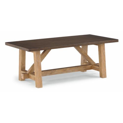 Flexsteel - Tahoe Rectangular Coffee Table
