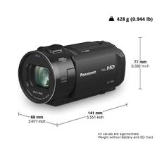 HC-V800 4K/HD Camcorders