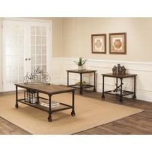 CR-W3075  3 Piece Coffee Table Set