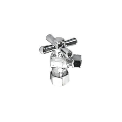 Product Image - Cross Handle Angle Valve - Venetian Bronze