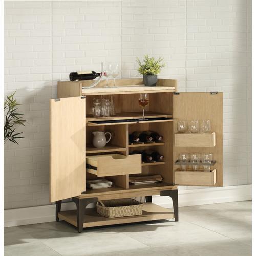 Flexsteel - Omni Bar Cabinet