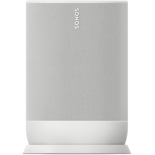White- Sonos Move Charging Base