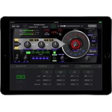DJ effector app for iPad