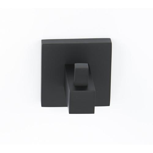 Contemporary II Robe Hook A8480 - Matte Black