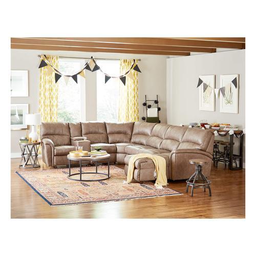 Lane Home Furnishings - 57001 Stirling Reclining Sofa