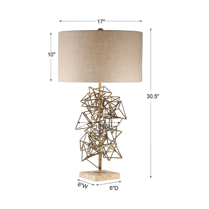 Uttermost - Vasaya Table Lamp