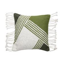 18x18 Hand Woven Luana Pillow