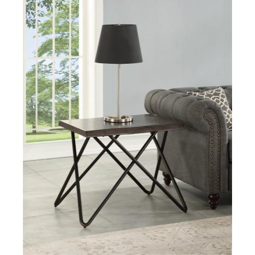 Shadow End Table