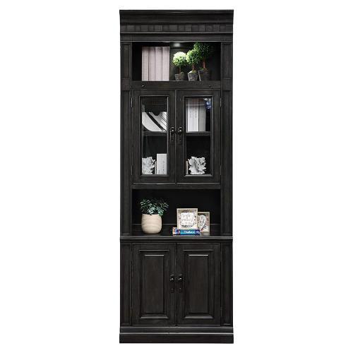 WASHINGTON HEIGHTS 32 in. Glass Door Cabinet