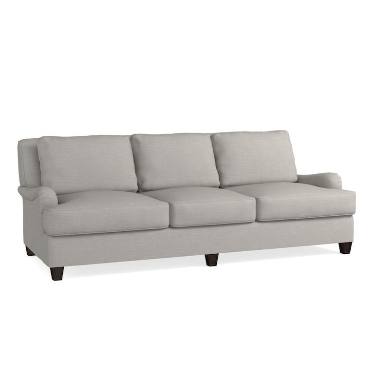 Designer Comfort Bridgewater Sofa, Arm Style Charles of London