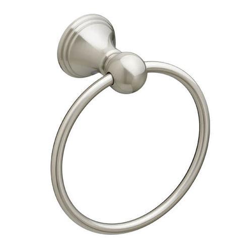 Dxv - Ashbee Towel Ring - Brushed Nickel