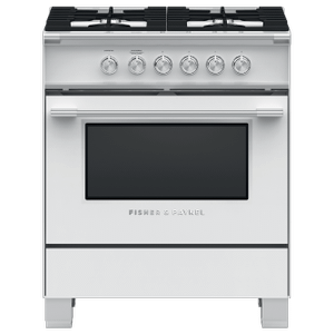 "Gas Range, 30"", 4 Burners Product Image"