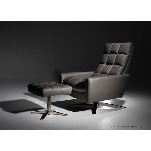 Huron - Zero Gravity Lounge Chair - American Leather