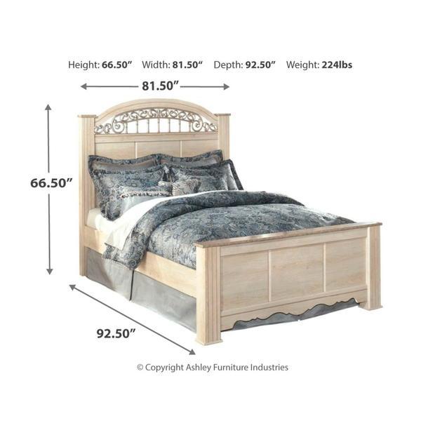 Catalina King Poster Bed