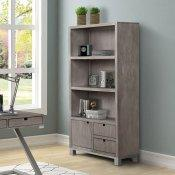 """Pacific Heights 72"""" Bookcase"""