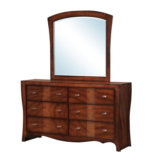 Jenny Bedroom - Queen Bed, Dresser, Chest, and Night Stand