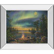 """A Night To Remember"" By Kim Norlien Mirror Framed Print Wall Art"